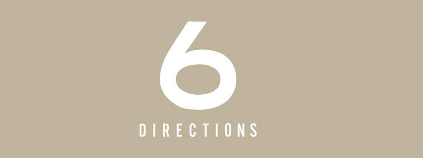 服 6directions